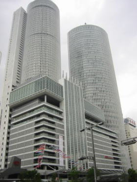 The Tallest Station Building In Japan 2008